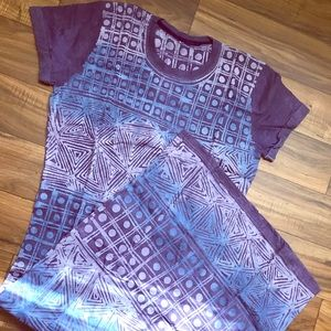 Dresses & Skirts - Super cute Indigo Adire dress